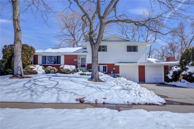 1110 S Dover Street, Lakewood, CO 80232 (MLS #8003711) :: Wheelhouse Realty