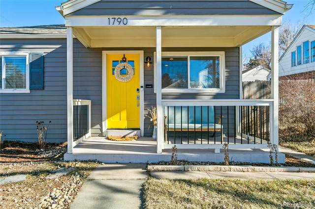 1790 Syracuse Street, Denver, CO 80220 (#8004022) :: Venterra Real Estate LLC