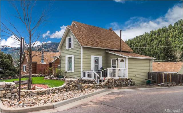 409 Colorado Boulevard, Idaho Springs, CO 80452 (#8004202) :: Bring Home Denver with Keller Williams Downtown Realty LLC