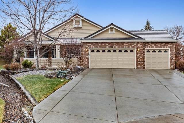 9021 Meadow Hill Circle, Lone Tree, CO 80124 (#8004689) :: The Peak Properties Group