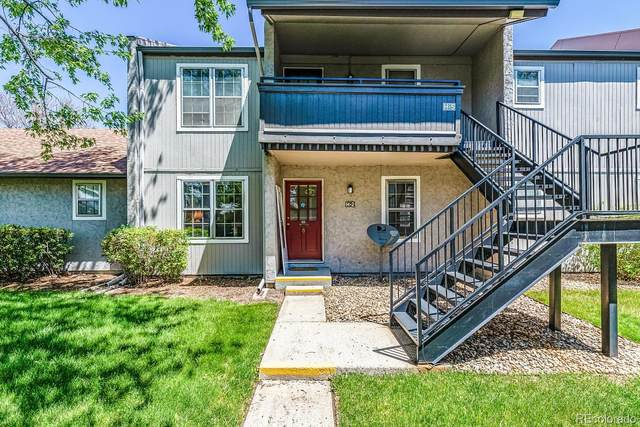 7165 S Gaylord Street H2, Centennial, CO 80122 (#8004837) :: Briggs American Properties