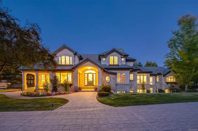 6 Churchill Drive, Cherry Hills Village, CO 80113 (MLS #8004898) :: 8z Real Estate
