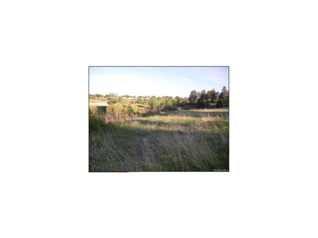 10243 Inspiration Drive, Parker, CO 80138 (MLS #8005032) :: 8z Real Estate