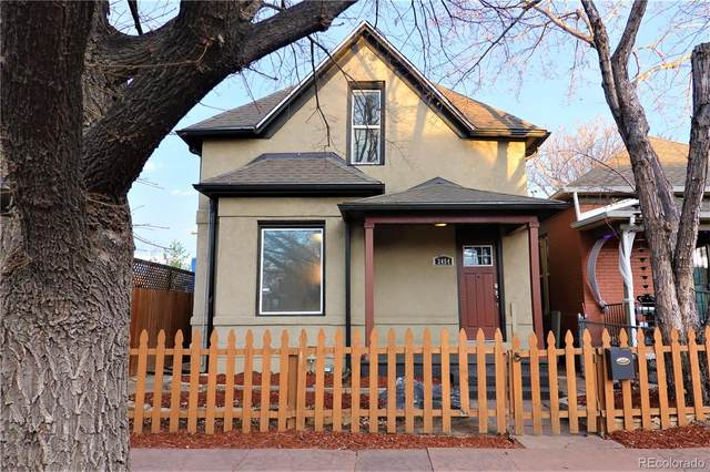 3454 N Lafayette Street, Denver, CO 80205 (#8005200) :: iHomes Colorado