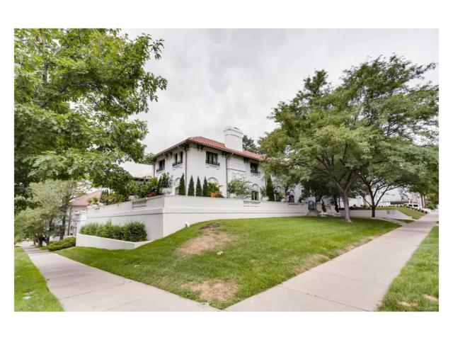615 E 7th Avenue #218, Denver, CO 80203 (MLS #8005602) :: 8z Real Estate