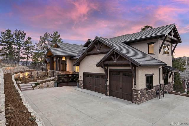 90 Silver Leaf Way, Castle Rock, CO 80108 (#8005792) :: Colorado Home Finder Realty