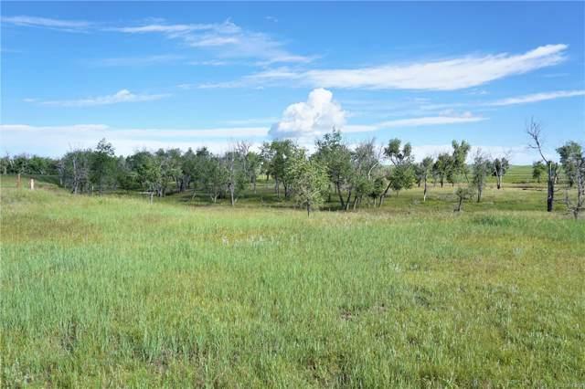 00 Resolis Road, Matheson, CO 80830 (MLS #8006241) :: 8z Real Estate