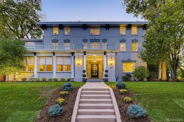1673 Hudson Street, Denver, CO 80220 (#8006376) :: The HomeSmiths Team - Keller Williams