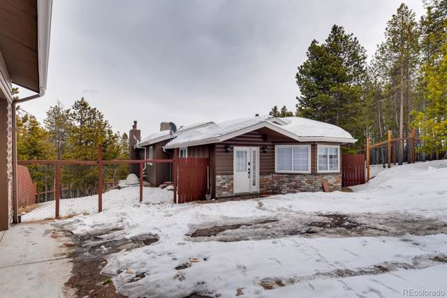 20399 Granite Circle, Morrison, CO 80465 (#8006461) :: The Dixon Group