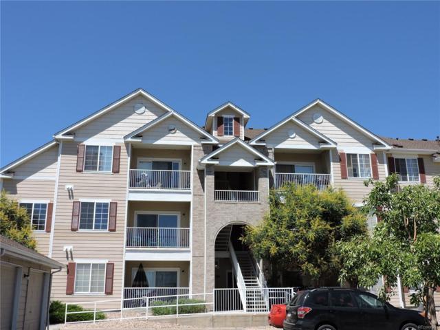4451 S Ammons Street #104, Littleton, CO 80123 (MLS #8006528) :: 8z Real Estate