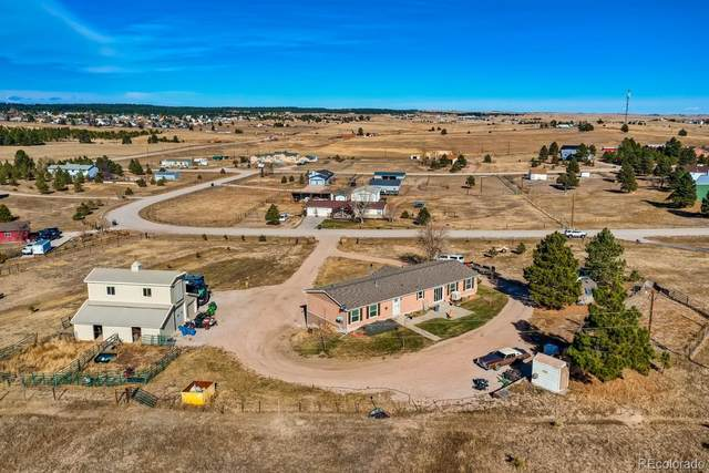 33582 Quill Lane, Elizabeth, CO 80107 (MLS #8006657) :: 8z Real Estate
