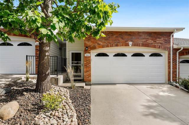1884 S Cole Street, Lakewood, CO 80228 (MLS #8006757) :: 8z Real Estate