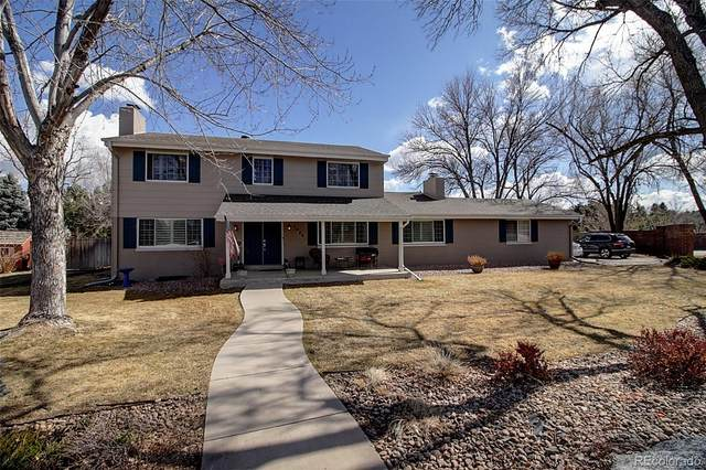 5090 S Franklin Street, Cherry Hills Village, CO 80113 (#8006769) :: Portenga Properties