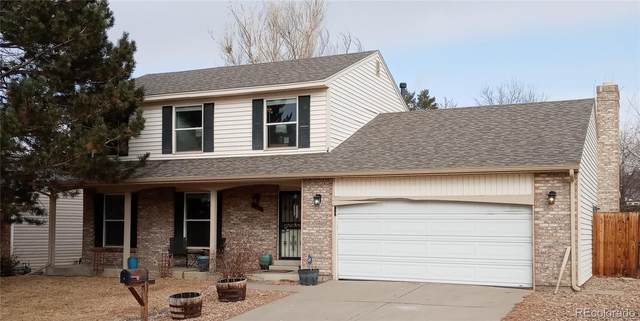 1474 S Yampa Court, Aurora, CO 80017 (#8006904) :: The Gilbert Group