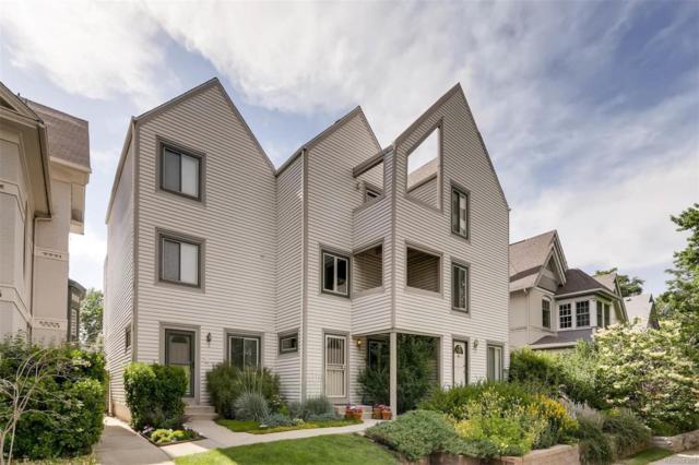 111 N Pearl Street, Denver, CO 80203 (#8006989) :: Wisdom Real Estate
