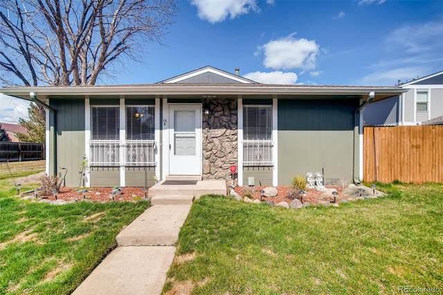 9901 E Evans Avenue 13A, Denver, CO 80247 (#8007043) :: Re/Max Structure