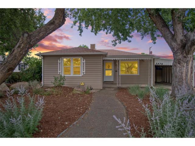 2470 Pierce Street, Edgewater, CO 80214 (MLS #8007055) :: 8z Real Estate