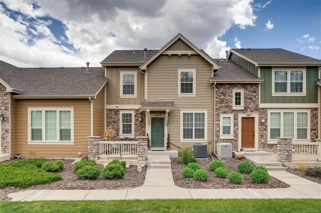 1079 Purple Sky Way, Castle Rock, CO 80108 (#8007240) :: The Heyl Group at Keller Williams