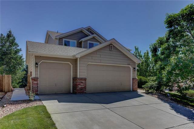 8309 Wetherill Circle, Castle Pines, CO 80108 (#8007685) :: The HomeSmiths Team - Keller Williams