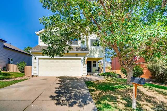17041 Vineland Drive, Parker, CO 80134 (MLS #8008090) :: Bliss Realty Group