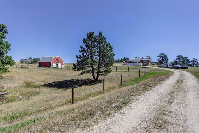 12493 Roundup Road, Parker, CO 80138 (#8008428) :: The Galo Garrido Group