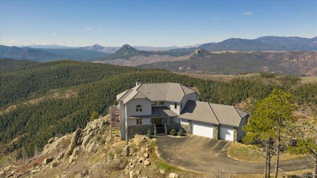14440 Eagle Vista Drive, Littleton, CO 80127 (#8008491) :: House Hunters Colorado
