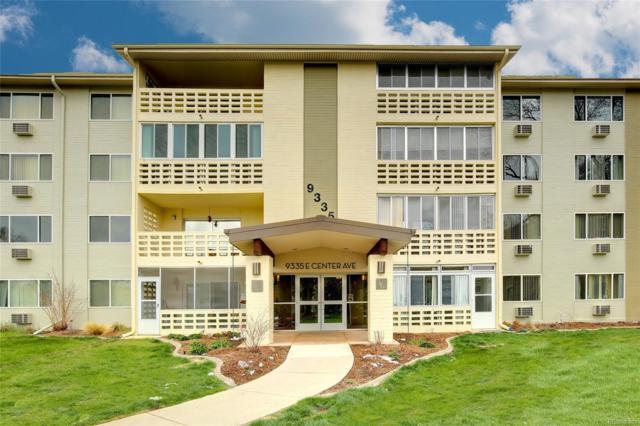 9335 E Center Avenue 5D, Denver, CO 80247 (#8008513) :: The Peak Properties Group