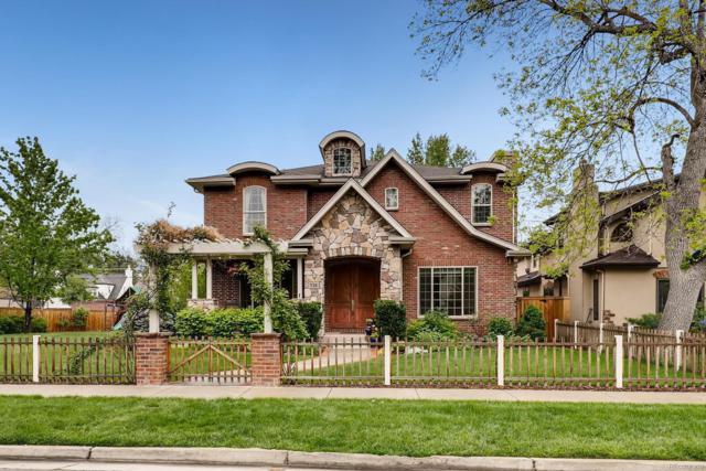726 Locust Street, Denver, CO 80220 (MLS #8008524) :: 8z Real Estate