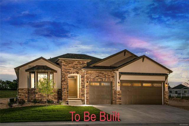 827 Shirttail Peak Drive, Windsor, CO 80550 (#8008729) :: Compass Colorado Realty