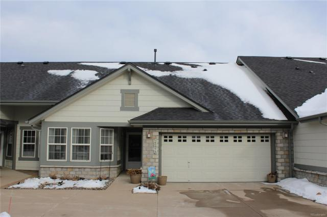23673 E Links Place, Aurora, CO 80016 (MLS #8010635) :: Bliss Realty Group