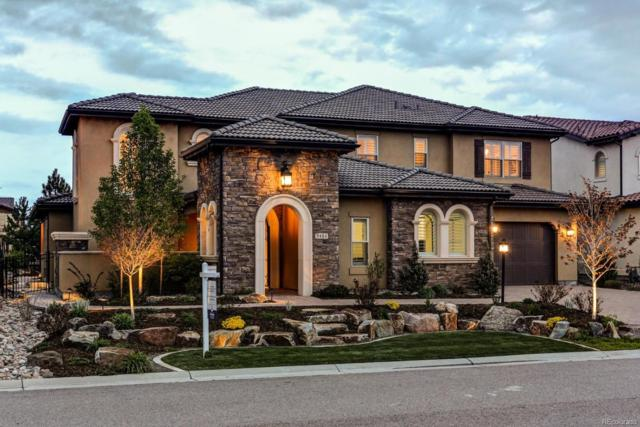 9484 Winding Hill Way, Lone Tree, CO 80124 (#8010840) :: The Peak Properties Group