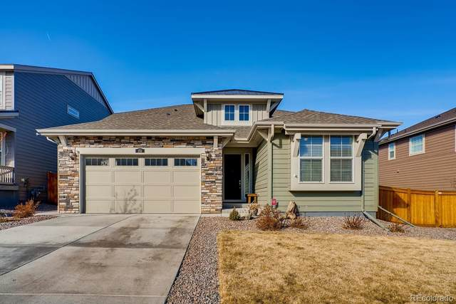 151 Back Nine Drive, Castle Pines, CO 80108 (#8010949) :: The HomeSmiths Team - Keller Williams