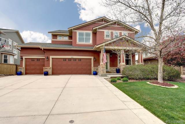 5059 Heatherglen Drive, Highlands Ranch, CO 80130 (#8011007) :: The Griffith Home Team