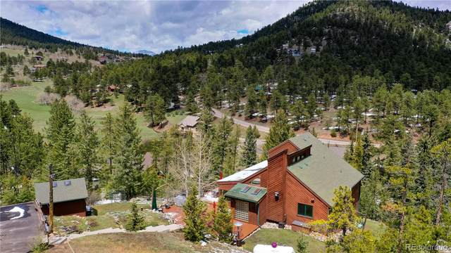 6484 Erie Run, Evergreen, CO 80439 (#8011016) :: The Colorado Foothills Team | Berkshire Hathaway Elevated Living Real Estate