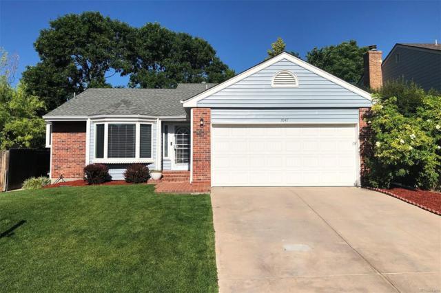 7047 S Flower Street, Littleton, CO 80128 (MLS #8011279) :: 8z Real Estate