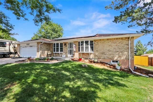11107 W Marlowe Avenue, Littleton, CO 80127 (MLS #8011513) :: 8z Real Estate