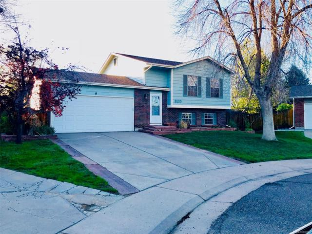 9135 W Monticello Place, Littleton, CO 80128 (#8012499) :: House Hunters Colorado
