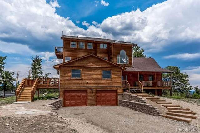 183 Conifer Drive, Bailey, CO 80421 (#8012959) :: Colorado Home Finder Realty