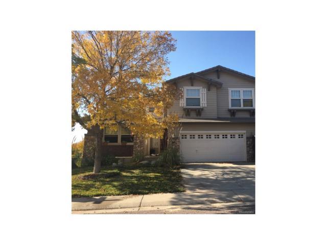 2721 Rockbridge Way, Highlands Ranch, CO 80129 (#8013008) :: RE/MAX Professionals