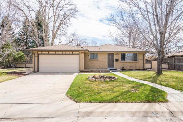6008 Nelson Street, Arvada, CO 80004 (#8013197) :: The Dixon Group