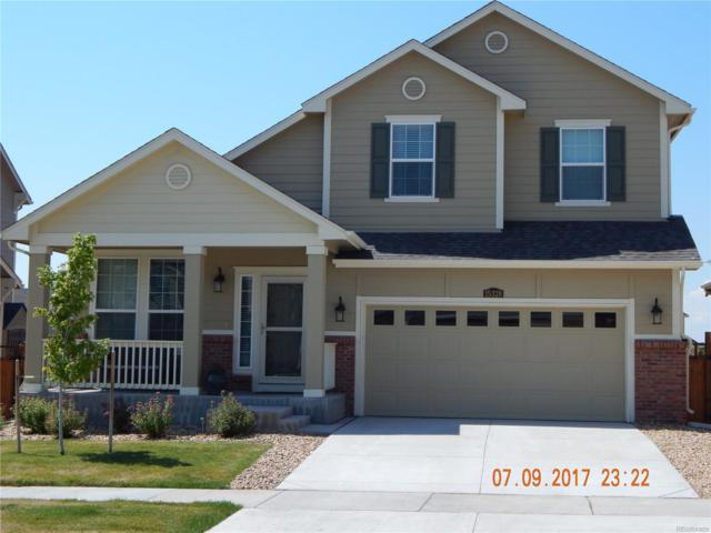 15328 Grasslands Drive, Parker, CO 80134 (MLS #8013474) :: 8z Real Estate