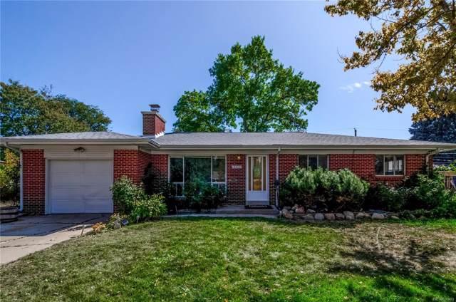 684 W Longview Avenue, Littleton, CO 80120 (#8013504) :: Mile High Luxury Real Estate