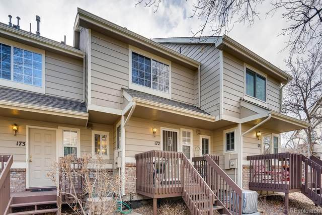 1470 S Quebec Way #172, Denver, CO 80231 (MLS #8013551) :: 8z Real Estate