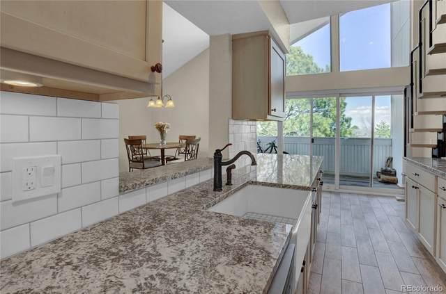 3870 S Fraser Street N10, Aurora, CO 80014 (#8013691) :: Briggs American Properties