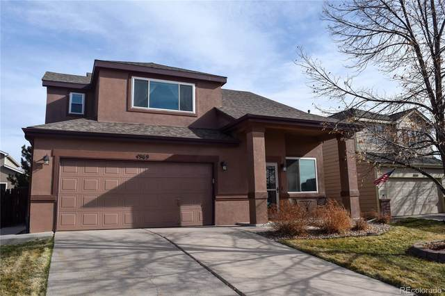 4969 Thorndike Avenue, Castle Rock, CO 80104 (MLS #8013718) :: 8z Real Estate