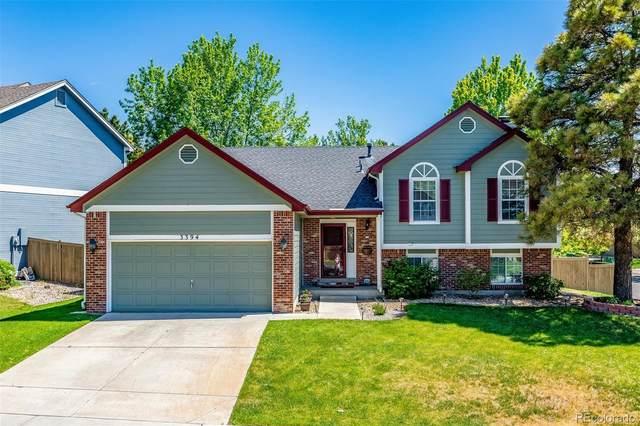 3394 W Arrowleaf Court, Castle Rock, CO 80109 (#8013774) :: Mile High Luxury Real Estate