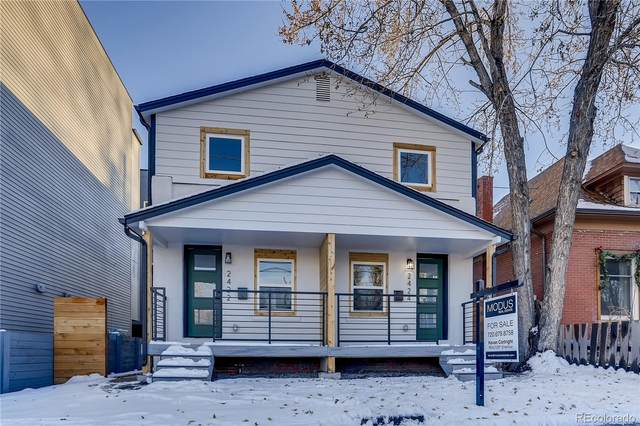 2424 W 44th Avenue, Denver, CO 80211 (#8013785) :: The Harling Team @ Homesmart Realty Group