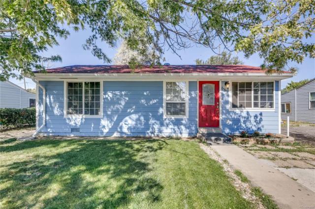 6331 Poplar Street, Commerce City, CO 80022 (#8013857) :: The Griffith Home Team
