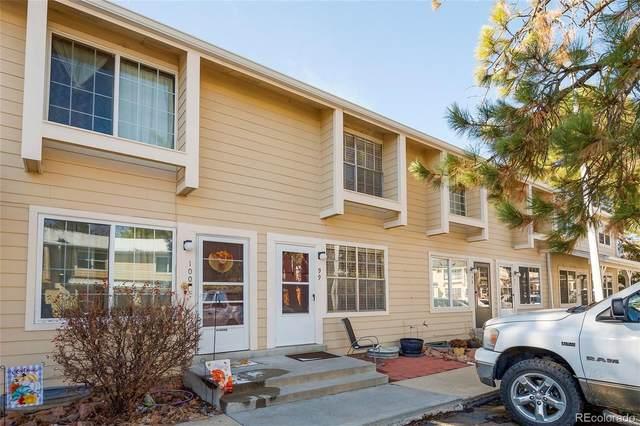 8909 Field Street #99, Westminster, CO 80021 (MLS #8014602) :: Neuhaus Real Estate, Inc.