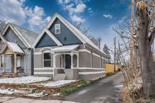 2626 Bruce Randolph Avenue, Denver, CO 80205 (#8014638) :: House Hunters Colorado